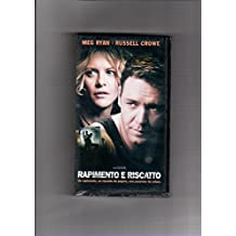 RAPIMENTO E RISCATTO - MEG RYAN / RUSSELL CROWE - VHS