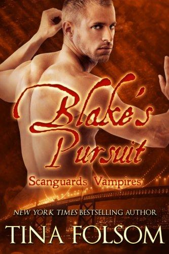 Blake's Pursuit (Scanguards Vampires #11)