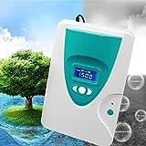 INCHANT Générateur d'ozone pour l'eau et de purification d'air - Désinfectant Ozone avec minuterie numérique, nettoyage Légumes et fruits, eau, purifiant désodoriser et bactéries de l'air