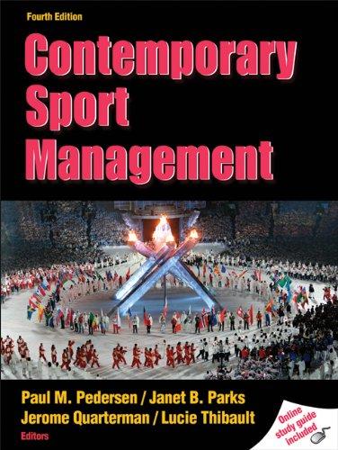 Contemporary Sport Management por Paul Pedersen