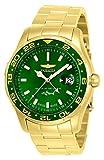 Invicta 25824 Pro Diver Reloj para Hombre acero inoxidable Cuarzo Esfera verde