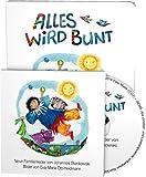 Alles wird Bunt: Neue Herbstlieder von Johannes Stankowski (Buch mit Musik-CD) - Eva-Maria Ott-Heidmann, Johannes Stankowski