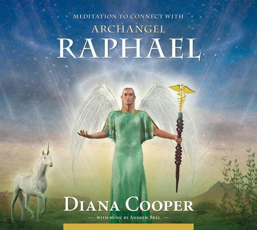 Meditation to Connect with Archangel Raphael Cover Image