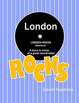 London Rocks by [Stephens, David]