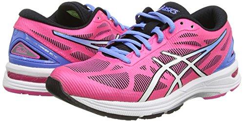 Asics Gel-DS Trainer 20 NC, Scarpe sportive, Donna Rosa (Hot Pink/White/Powder Blue 3401)