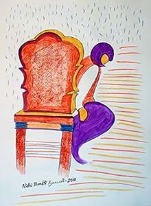 Nidhi Art Gallery Paper Sheet Painting - (76 x 57 Cms)