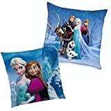 Disney Eiskönigin Frozen - Kinder Kissen Dekokissen Cristal 40x40cm