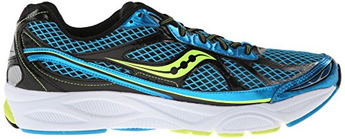 Saucony Ride 7 Scarpe da Corsa Blue/Black/Citron