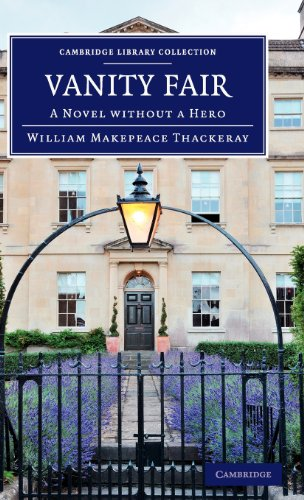vanity-fair-a-novel-without-a-hero-cambridge-library-collection-fiction-and-poetry