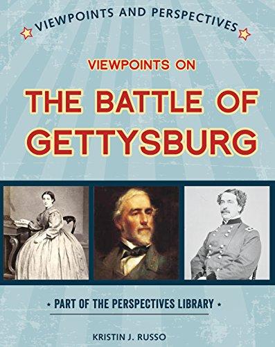 Ebooks Viewpoints on the Battle of Gettysburg (Perspectives Library: Viewpoints and Perspectives) Descargar Epub