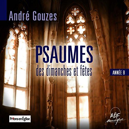 """Psaume 41-42 """"Comme un cerf altéré"""" (Veillée pascale, après la 7ème lecture, avec baptême, années A, B et C)"""