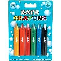 "Tobar ""BATH CRAYONS Crayons Markers Pencil Chalk"