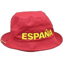 adidas CF Reversible Spain Gorra, Unisex Adulto, Power Red/EQT Yellow s16,
