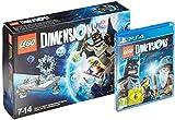 LEGO Dimensions - Starter Pack - [PlayStation 4] + Supergirl Figur