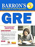 Barrons GRE 22nd edition