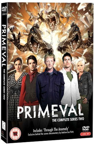 Primeval  The Complete Series 2  DVD   2008