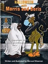 Halloween With Morris and Boris