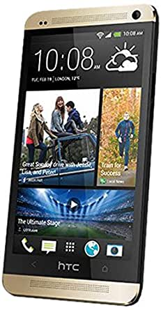 HTC One UK SIM-Free Smartphone - Gold