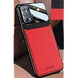 Prosper Back Cover case for Oppo Reno 5 Pro ( Delicate-Red)