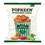 #8: Popkeen Baked Rice Chips - Smoked Chilly & Lemon 80 Grams