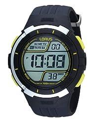 Lorus R2355EX-9 Digital Mens Watch