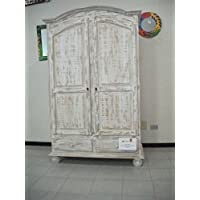 Mobile A Scaffali.Fantasie D Oriente Mobile Buffet Shabby Chic Mobile In Teak