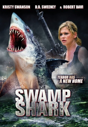 Bild von Swamp Shark / (Ws Sub Ac3 Dol) [DVD] [Region 1] [NTSC] [US Import]