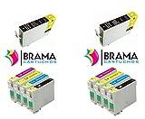 Bramacartuchos - 10 X Cartuchos compatibles