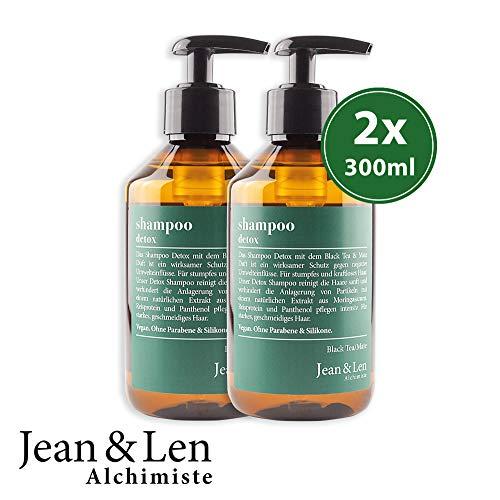 Zoom IMG-3 jean len shampoo black tea