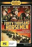 Forty Thousand Horsemen (NTSC) (REGION 0)