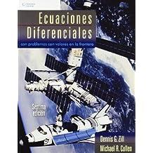ECUACIONES DIFERENCIALES 7/E CON PROBLEMAS CON VALORES FRONT