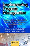 Image de Implementing Program Management: Templates and Forms Aligned with the Standard for Program Management - Second Edition (2008)