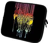 art&cherry Designer Laptoptasche Notebooktasche in 14 Zoll auch in 10 Zoll / 13 Zoll / 15 Zoll / 17 Zoll erhältlich Sleeve Neopren Schutzhülle Netbook Tablet Cover Hülle Ipad 105