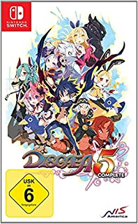 Disgaea 5 Complete (Switch) (B07GJ2J9DS) | Amazon Products