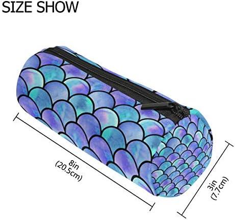 Capacité moyenne trousses pour adultes enfants compartiments avec fermeture à glissière, 20,3 x 7,6 x 7,6 cm Color-2 B07GZP3HR7   De Qualité Constante