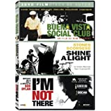 Pack: Buena Vista Social Club + I'm Not There + Shine A Light