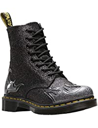 Dr. Martens Damen Pascal Virginia Black Combat Boots