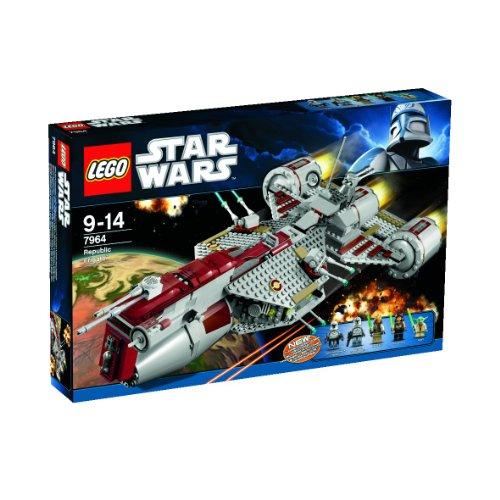 Lego Star Wars 7964 - Republic (Clone Trooper Wars Star Kommandanten)