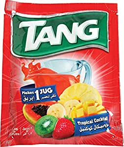 Tang Tropical Cocktail Flavour Rich With Vitamin C Drink - 500g