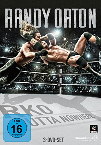 WWE - Randy Orton: Rko Outta Nowhere [3 DVDs]