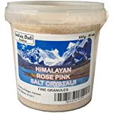 Leilas Deli Cristales de Sal Rosa del Himalaya - 850 g