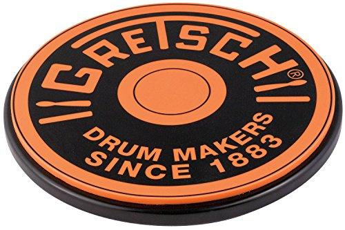 Gretsch Drums GREPAD12O - Almohadillas redondas para práctica de insignias