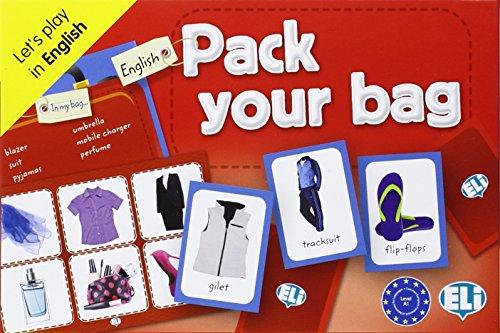 Pack your bag. Per la Scuola media (Giochi didattici)