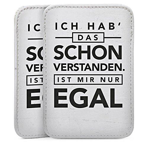 LG G8000 Sleeve Bag Tasche Hülle Schon verstanden