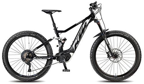 KTM Herren E-Mountainbike Fully 27,5 Zoll Macina Kapoho LT 274 - Bosch Motor, Akku 500 Wh, Shimano-Schaltung
