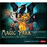 Magic Park: Das Geheimnis der Greifen (4 CDs)