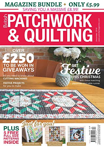 Patchwork & Quilting (English Edition)