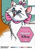 Colorea y descubre el misterio. Felinos Disney (Hachette Heroes - Disney - Colorear)