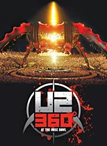 360 Degrees Tour - Ltd. Super Deluxe Edt. 2 DVDs + BluRay + Bonus (360° At The Rose Bowl) [Limited Collector's Edition] [Limited Edition]