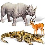 Ravensburger tiptoi® 3-teiliges Set exotische Tiere Afrikas